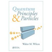 Quantum Principles and Particles