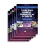 Electric Power Engineering Handbook, 5-Volume Set