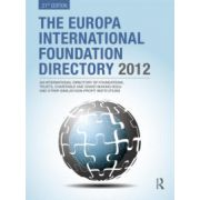 Europa International Foundation Directory 2012