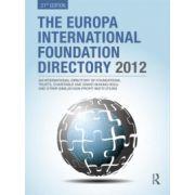 Europa International Foundation Directory 2012