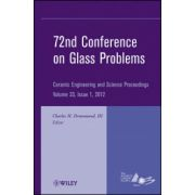 72nd Conference on Glass Problems: Ceramic Engineering and Science Proceedings, Volume 33, Issue 1