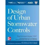 Design of Urban Stormwater Controls, MOP 23