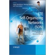 LTE Self-Organising Networks (SON): Network Management Automation for Operational Efficiency