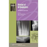 Manual of Orthopaedics
