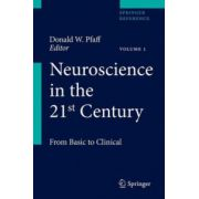Neuroscience in the 21st Century: From Basic to Clinical, 3-Volume Set