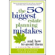 50 Biggest Estate Planning Mistakes...and How to Avoid Them