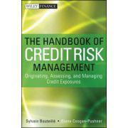 Handbook of Credit Risk Management: Originating, Assessing, and Managing Credit Exposures