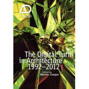 Digital Turn in Architecture 1992-2010