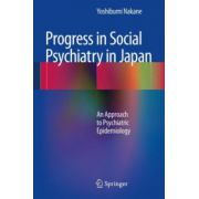 Progress in Social Psychiatry in Japan: An Approach to Psychiatric Epidemiology