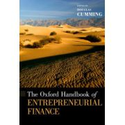 Oxford Handbook of Entrepreneurial Finance