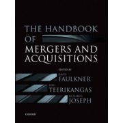 Handbook of Mergers and Acquisitions