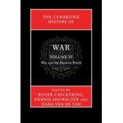 Cambridge History of War: Volume 4, War and the Modern World