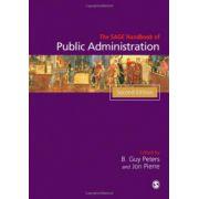 SAGE Handbook of Public Administration