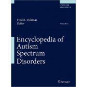 Encyclopedia of Autism Spectrum Disorders, 5-Volume Set