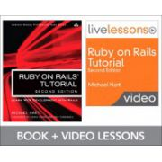 Ruby on Rails Tutorial and LiveLesson Video Bundle: Learn Web Development with Rails