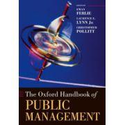 Oxford Handbook of Public Management