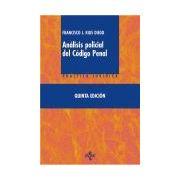 Análisis policial del Código Penal (Practica Juridica)