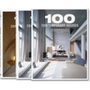100 Contemporary Houses, 2-Volume Set
