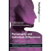 Psychology Express: Personality and Individual Differences