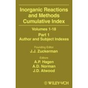 Inorganic Reactions and Methods, 19-Volume Set
