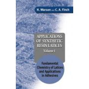 Applications of Synthetic Resin Latices, 3-Volume Set