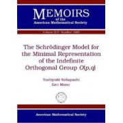Schroedinger Model for the Minimal Representation of the Indefinite Orthogonal Group $O(p,q)$