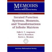Iterated Function Systems, Moments and Transformations of Infinite Matrices