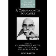 Companion to Foucault