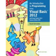 Introduction to Programming Using Visual Basic 2012 (with Visual Studio 2012 Express Edition DVD)