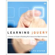 Learning jQuery: A Hands-on Guide to Building Rich Interactive Web Frontends