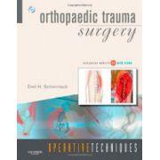 Operative Techniques: Orthopaedic Trauma Surgery