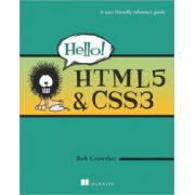 Hello! HTML5 & CSS3: A User Friendly Reference Guide
