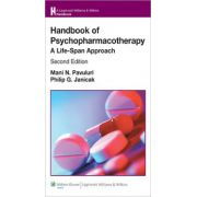 Handbook of Psychopharmacotherapy: A Life-Span Approach