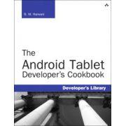 Android Tablet Developer's Cookbook