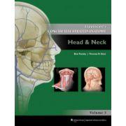 Lippincott's Concise Illustrated Anatomy. Volume 3: Head & Neck
