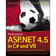Professional ASP. NET 4. 5 in C# and VB