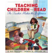 Teaching Children to Read: Teacher Makes the Difference
