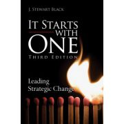 It Starts with One: Leading Strategic Change