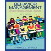 Behavior Management: Positive Applications for Teachers