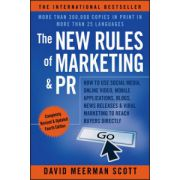 New Rules of Marketing & PR: How to Use Social Media, Online Video, Mobile Applications, Blogs, News Releases, and Viral Marketing to Reach Buyers Directly