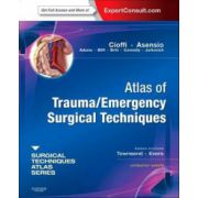 Atlas of Trauma/ Emergency Surgical Techniques (A Volume in the Surgical Techniques Atlas Series)