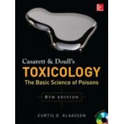 Casarett & Doull's Toxicology: Basic Science of Poisons