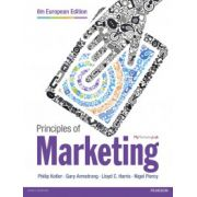 Principles of Marketing (European Edition)