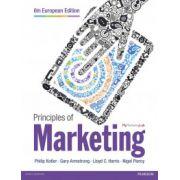 Principles of Marketing (European Edition)