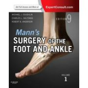 Mann's Surgery of the Foot and Ankle, 2-Volume Set
