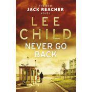 Never Go Back (Jack Reacher 18)