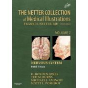 Netter Collection of Medical Illustrations: Volume 7: Nervous System, Part 1 - Brain (Netter Green Book Collection)