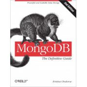 MongoDB: Definitive Guide, Powerful and Scalable Data Storage
