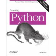 Learning Python: Powerful Object-Oriented Programming