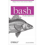 bash Pocket Reference